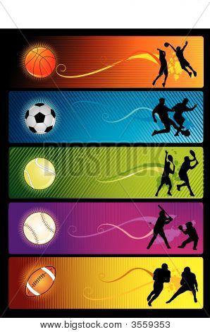 Sport Vector Composition