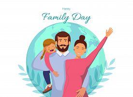 Happy International Family Day. Family Day. Family Day background. Family Day poster. Family Day illustration. Family Day banners. Family day Vectors. Family Day Vector Illustration. International Family Day template.. Happy International Family Day. Fami