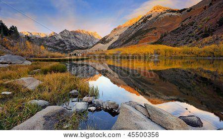 North Lake Fall Color