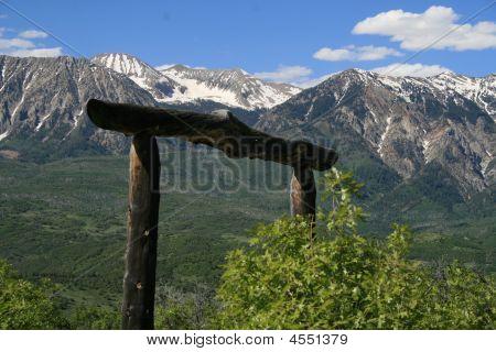 Ranch In Colorado Mountains