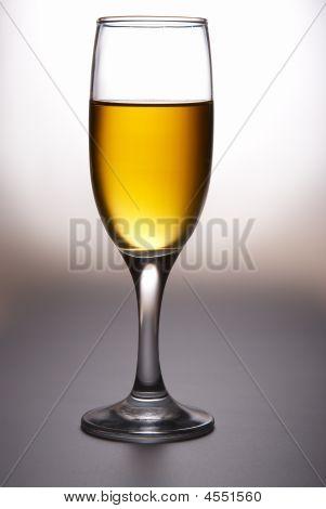 Wine Glass With Wine