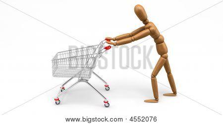 Mannequin Shopping