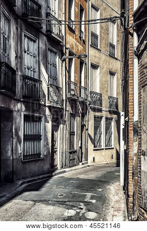 Street Of Perpignan
