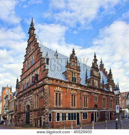 Vleeshal (Meat Hall), Haarlem