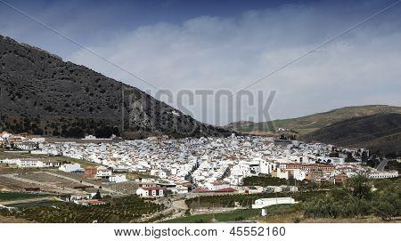 Andalucian landscape, south ou Spain