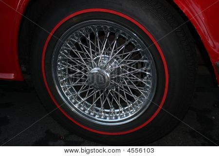 Wired Wheel