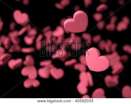 Flying Hearts