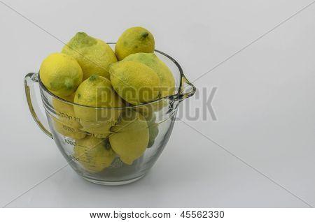 Litre Of Lemons