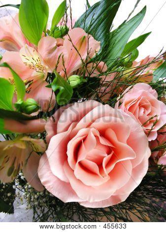 Wedding Bouquet Roses