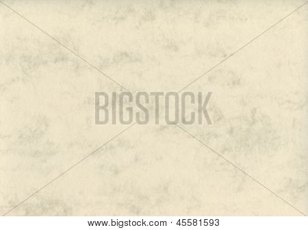 Natural decorative art letter marble paper texture light fine textured spotted blank empty copy space background in beige yellow vertical poster
