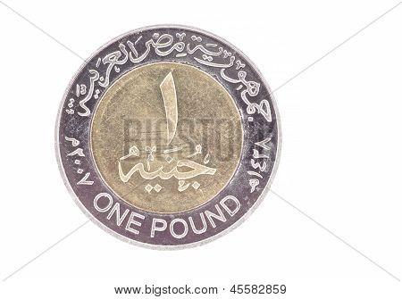 One egypt pound