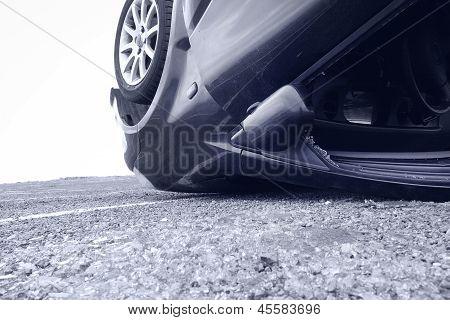 Car Crash, Detail