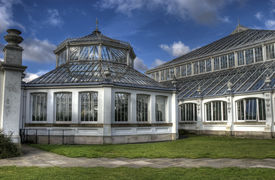 Kew Temperate House Hdr