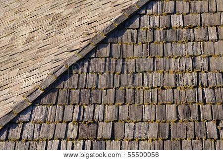 Roof From Cedar