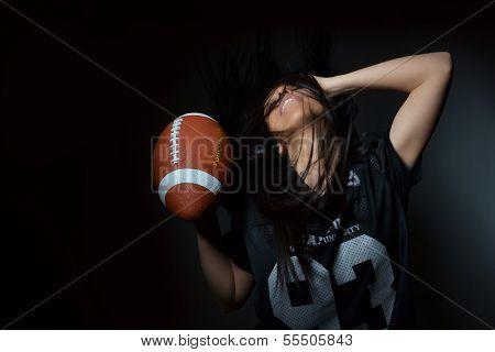 US-amerikanischer American-football