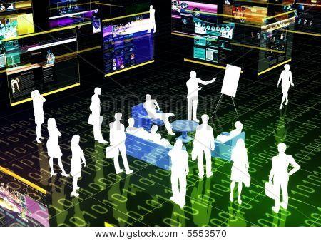 Online Business Presentation