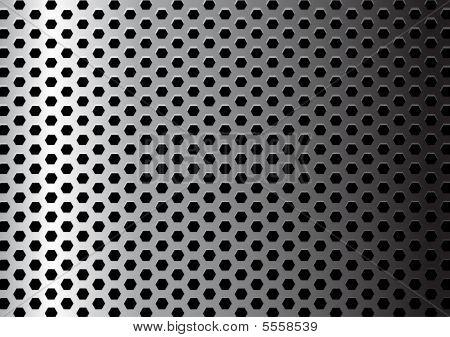 Metall-Textur / Muster