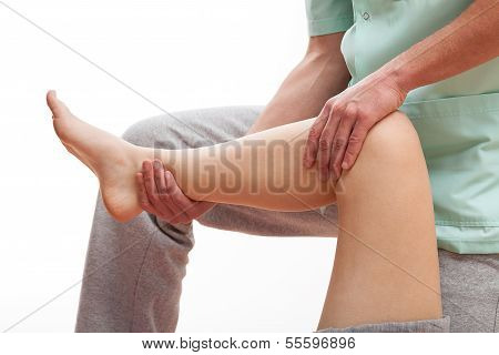Leg Muscles Recovery