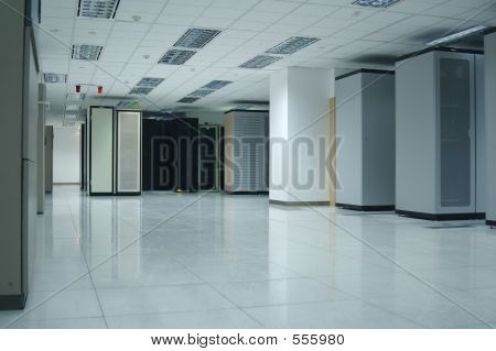 Datacenter Interior