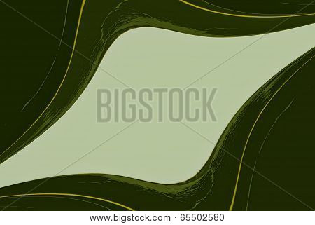 Bay Leaf Abstract