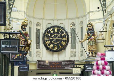 Clock Royal Arcade