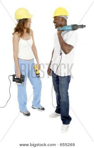 Tool Girl And Guy 4