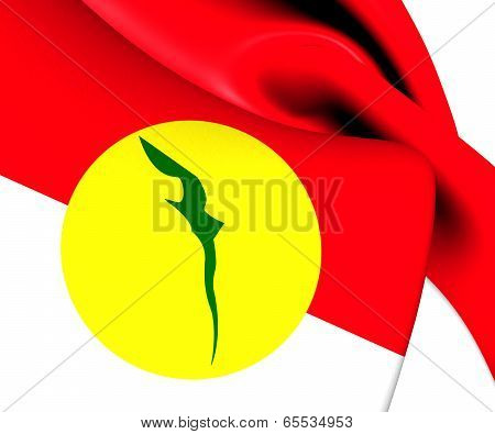 Flag Of United Malays National Organisation