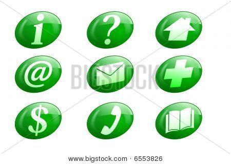 web green icon #1