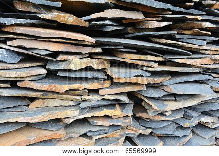 Shale Stone For Home Decorating