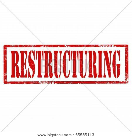 Restructuring-stamp