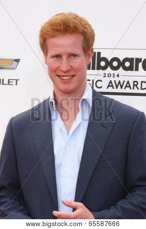 LAS VEGAS - MAY 18:  Matthew Hicks at the 2014 Billboard Awards at MGM Grand Garden Arena on May 18, 2014 in Las Vegas, NV