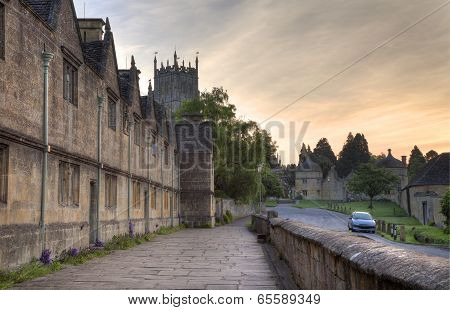 English Almshouses
