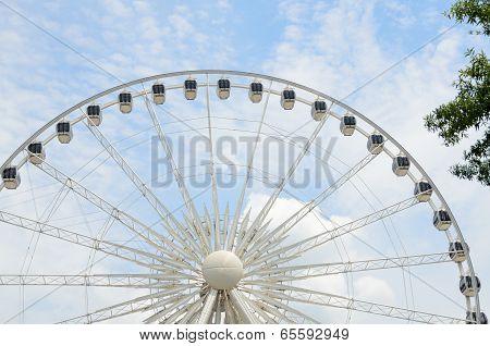 Skyview Ferris Wheel Atlanta, Ga