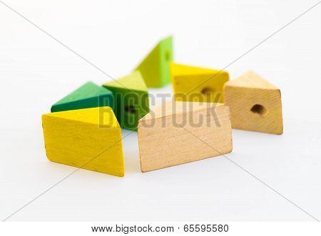 Green Kids Toy