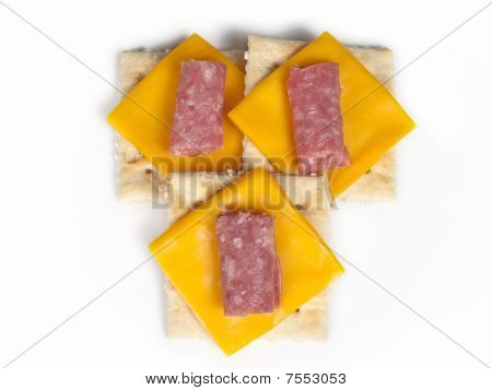 Cracker Snack