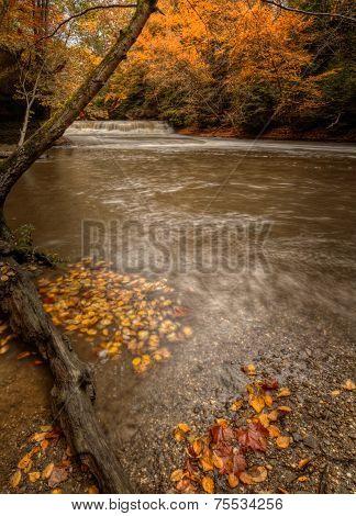 Quarry Rock Falls