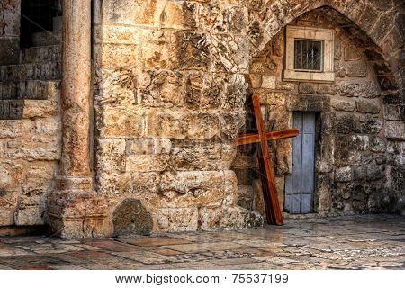 Old Church in Jerusalem