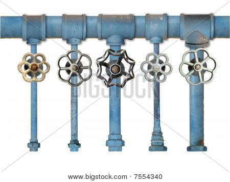 Pipes And Valves Kit