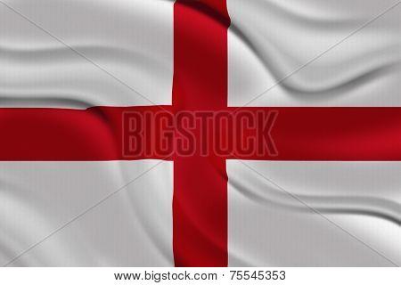 Amazing Flag of England