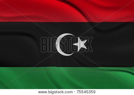 Amazing Flag of Libya
