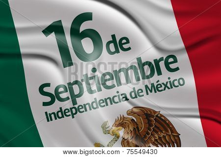 September, 16 Independence of Mexico - Dia 16 de Septiembre, Independencia de Mexico