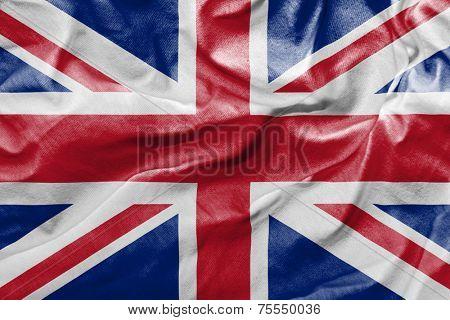 Amazing Flag of United Kingdom - Europe