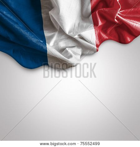 Waving flag of France, Europe