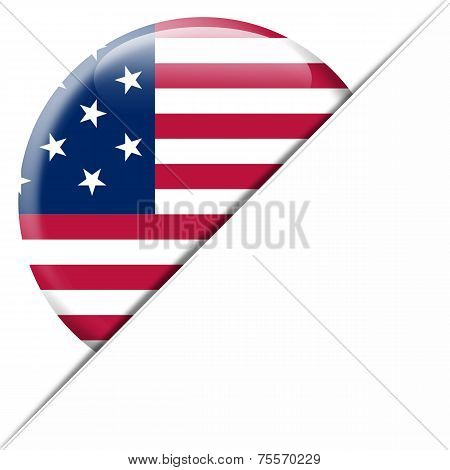 USA Pocket Flag