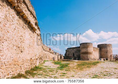 Ukraine, Odessa Region. Belgorod-dniester Fortress , Akkerman Fortress - A Monument To The History O