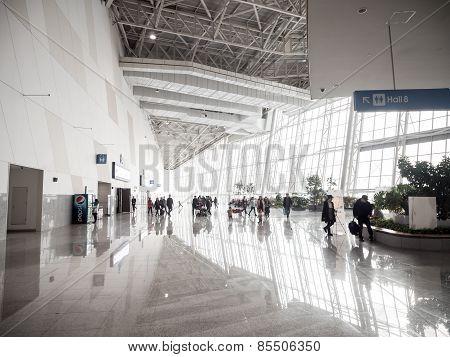 Kintex (korea International Exhibition Center)