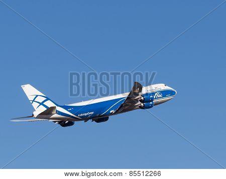 Boing 747-8F