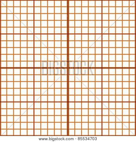 Ingeneering millimeter grid background