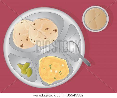 Gurdwara Meal