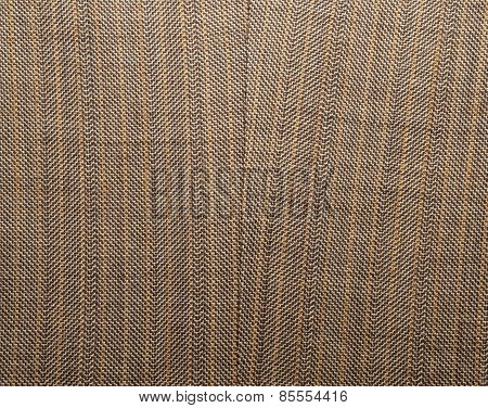 Fabric - Brown Plain Plaid